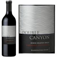 Double Canyon Horse Heaven Hills Washington Cabernet 2014 Rated 91WE