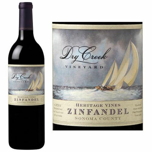 Dry Creek Vineyard Sonoma Heritage Zinfandel 2018
