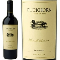 Duckhorn Howell Mountain Napa Red Wine 2012 Rated 92WE