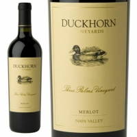 Duckhorn Three Palms Napa Merlot 2017 Rated 96WS