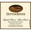 Dutton Estate Kyndall's Reserve Russian River Chardonnay 2017 Rated 92WS