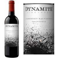 Dynamite Vineyards North Coast Cabernet 2014