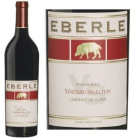 Eberle Vineyard Select Paso Robles Cabernet 2014
