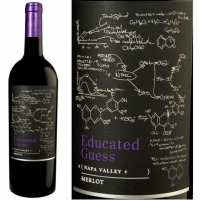 Educated Guess Napa Merlot 2014