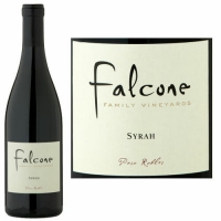Falcone Paso Robles Syrah 2017 Rated 94WE