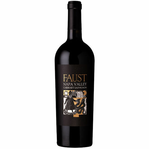 Faust Napa Cabernet 2018 Rated 94JS
