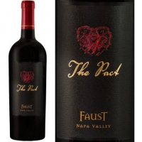 Faust The Pact Napa Cabernet 2013 Rated 92WA