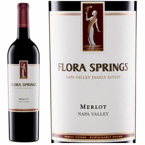 Flora Springs Napa Merlot 2016