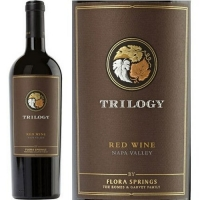 Flora Springs Trilogy Napa Red Wine 2014 Rated 95JS