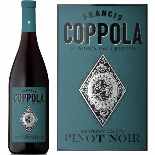 Francis Coppola Diamond Series Silver Label Monterey Pinot Noir 2017