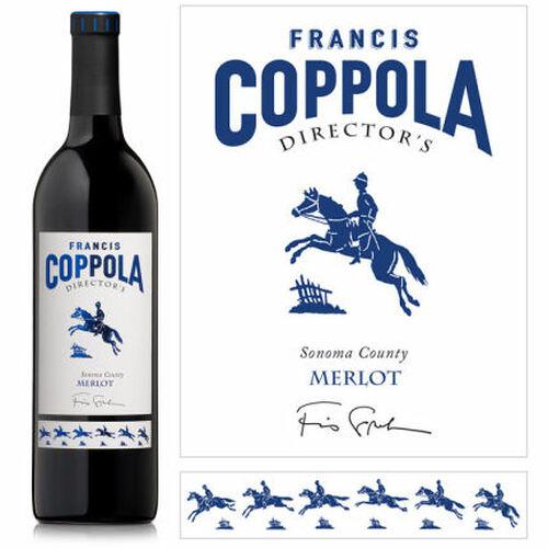 Francis Coppola Director's Sonoma Merlot 2015