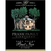 Frank Family Napa Carneros Pinot Noir 2015