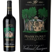 Frank Family Vineyards Napa Cabernet 2016 Rated 90WA