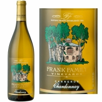 Frank Family Vineyards Napa Chardonnay 2014