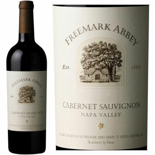 Freemark Abbey Napa Cabernet 2017 Rated 92VM
