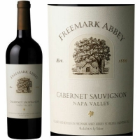 Freemark Abbey Napa Cabernet 2017 Rated 92VM
