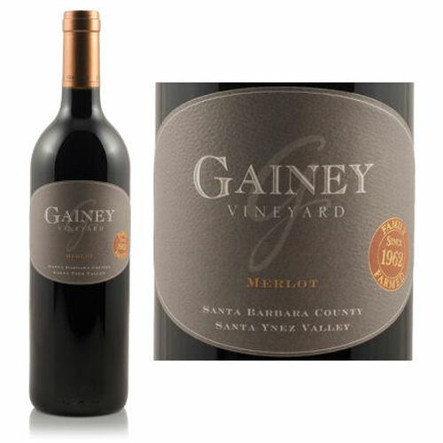 Gainey Sante Ynez Merlot 2017