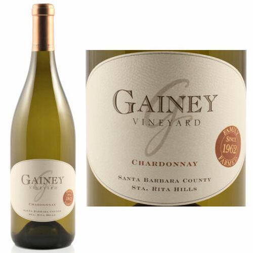 Gainey Sta. Rita Hills Chardonnay 2018