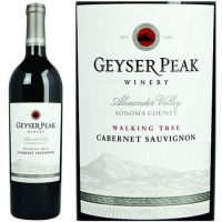 Geyser Peak Walking Tree Vineyard Alexander Cabernet 2013