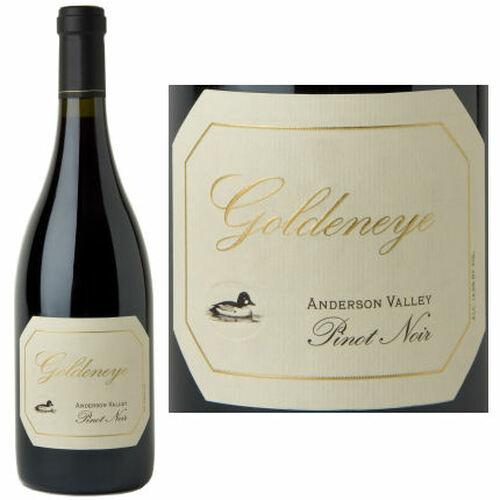 Goldeneye Anderson Valley Pinot Noir 2017 Rated 92WE