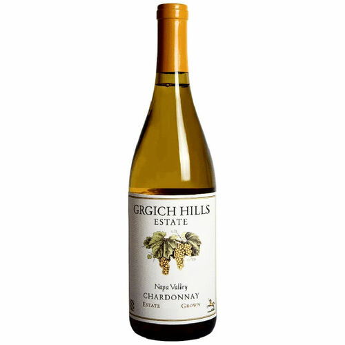 Grgich Hills Estate Napa Chardonnay 2018 Rated 92WA