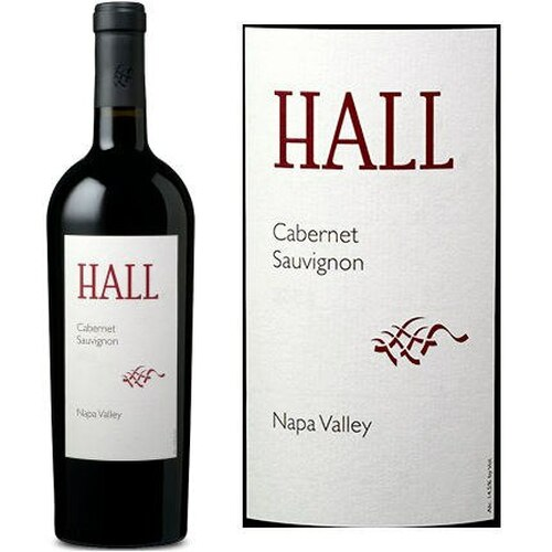 Hall Napa Cabernet 2017 Rated 90WE