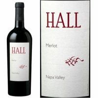 Hall Napa Merlot 2016 Rated 92IWR