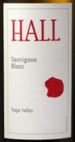 Hall Napa Sauvignon Blanc 2012