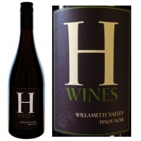 Hamacher H Willamette Valley Pinot Noir Oregon 2013