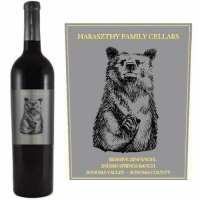 Haraszthy Reserve Indian Springs Ranch Sonoma Zinfandel 2013 Rated 92WE