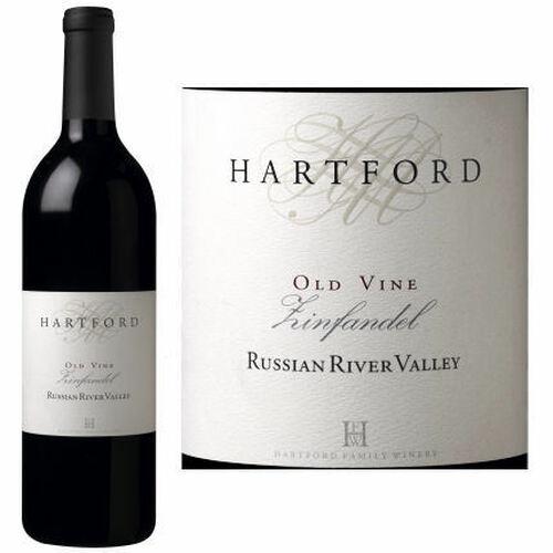 Hartford Russian River Old Vine Zinfandel 2018 Rated 93WE
