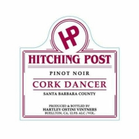 Hartley Ostini Hitching Post Cork Dancer Pinot Noir 2014
