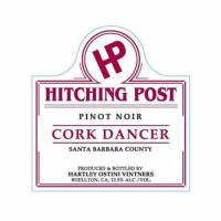 Hartley Ostini Hitching Post Cork Dancer Santa Barbara Pinot Noir 2017