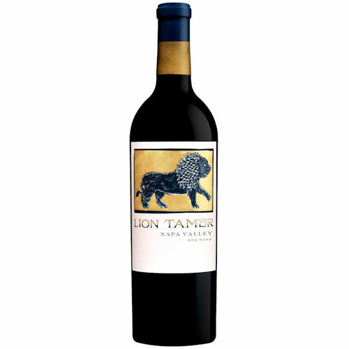 Lion Tamer Napa Red Blend 2018 Rated 91WE