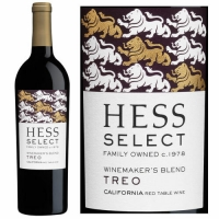 Hess Select California Treo Winemaker's Red Blend 2013