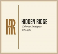 Hidden Ridge 55% Slope Cabernet 2012 Rated 94WA