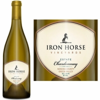 Iron Horse Estate Green Valley Chardonnay 2012 Rated 93WE