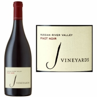 J Vineyards Russian River Pinot Noir 2017 Rated 91WE