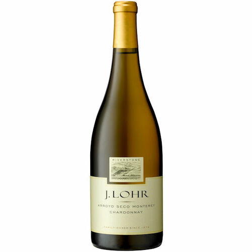 J. Lohr Riverstone Arroyo Seco Monterey Chardonnay 2019