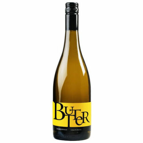 JaM Cellars BUTTER California Chardonnay 2019
