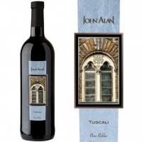 John Alan Tuscali Paso Robles Red Blend 2014