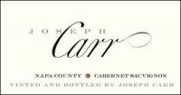 Joseph Carr Napa Cabernet 2014
