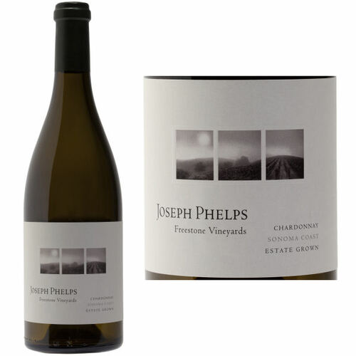 Joseph Phelps Freestone Sonoma Coast Chardonnay 2017 Rated 95VM