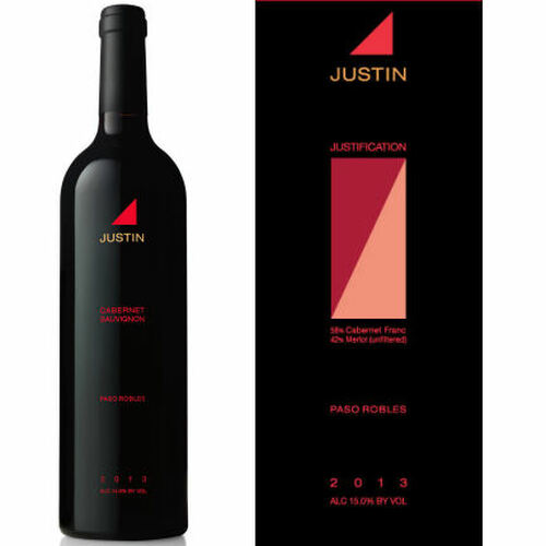 Justin Justification Paso Robles Red Blend 2016
