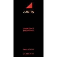 Justin Paso Robles Cabernet 2013 375ml Half Bottle