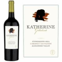 Katherine Goldschmidt Crazy Creek Vineyard Alexander Cabernet 2015
