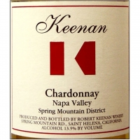 Keenan Spring Mountain District Napa Chardonnay 2010