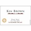 Ken Brown La Encantada Vineyard Sta. Rita Hills Pinot Noir 2015 Rated 94WE