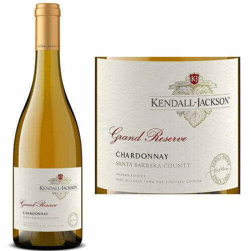 Kendall Jackson Grand Reserve Santa Barbara Chardonnay 2018