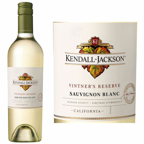Kendall Jackson Vintner's Reserve California Sauvignon Blanc 2018